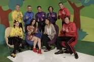 The7Wiggles,BecBrownandYannaMoutzouris