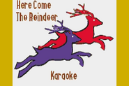 HereComeTheReindeerKaraokeSongTitle
