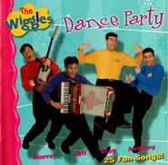 Dance Party Booklet Front Cover