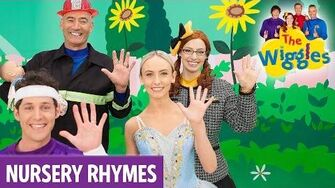 The Wiggles Nursery Rhymes - Five Fingered Family