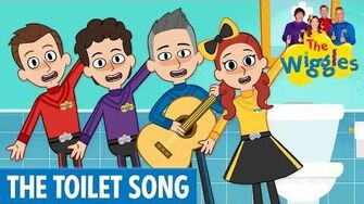 The Wiggles The Toilet Song Animated by Super Simple Songs
