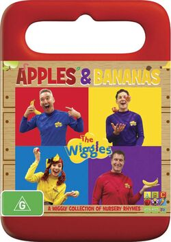 Apples&BananasDVDCoverGoodQuality