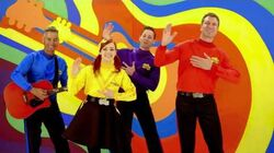 """The Wiggles Performing """"Waltzing Matilda"""" For Australia Day The Wiggles"""
