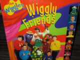 Wiggly Friends (board book)