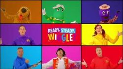 The Wiggles Ready, Steady, Wiggle!