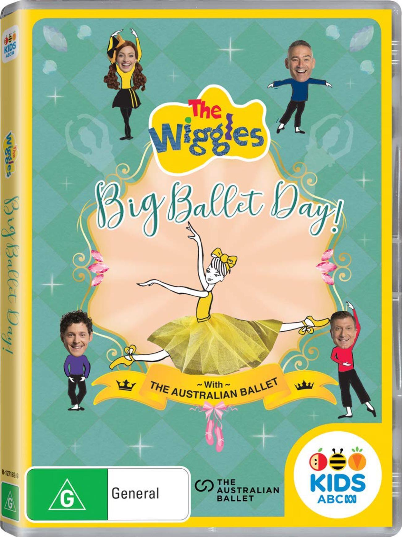 The Wiggles' Big Ballet Day! | Wigglepedia | FANDOM powered