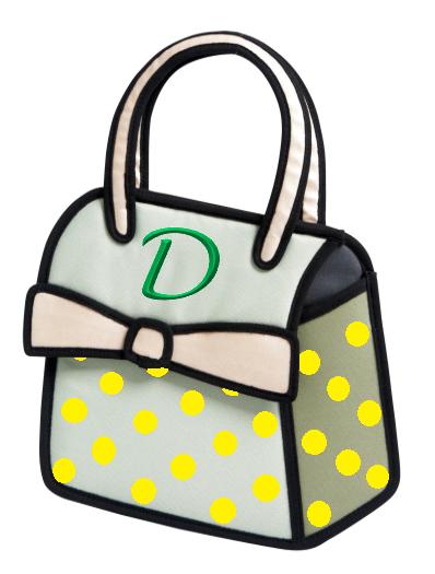 DOROTHY SHOULDER HAND BAG ~ Wiggles