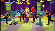 The Wiggles and Captain Feathersword in TV Series 3 (Wiggly Sports Theme)