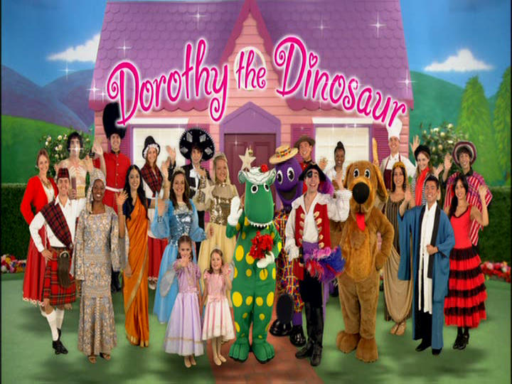 The Dorothy The Dinosaur And Friends Video