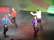 TheWigglesinManchesterApolloConcert