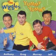 The wiggles yummy-yummy cd america