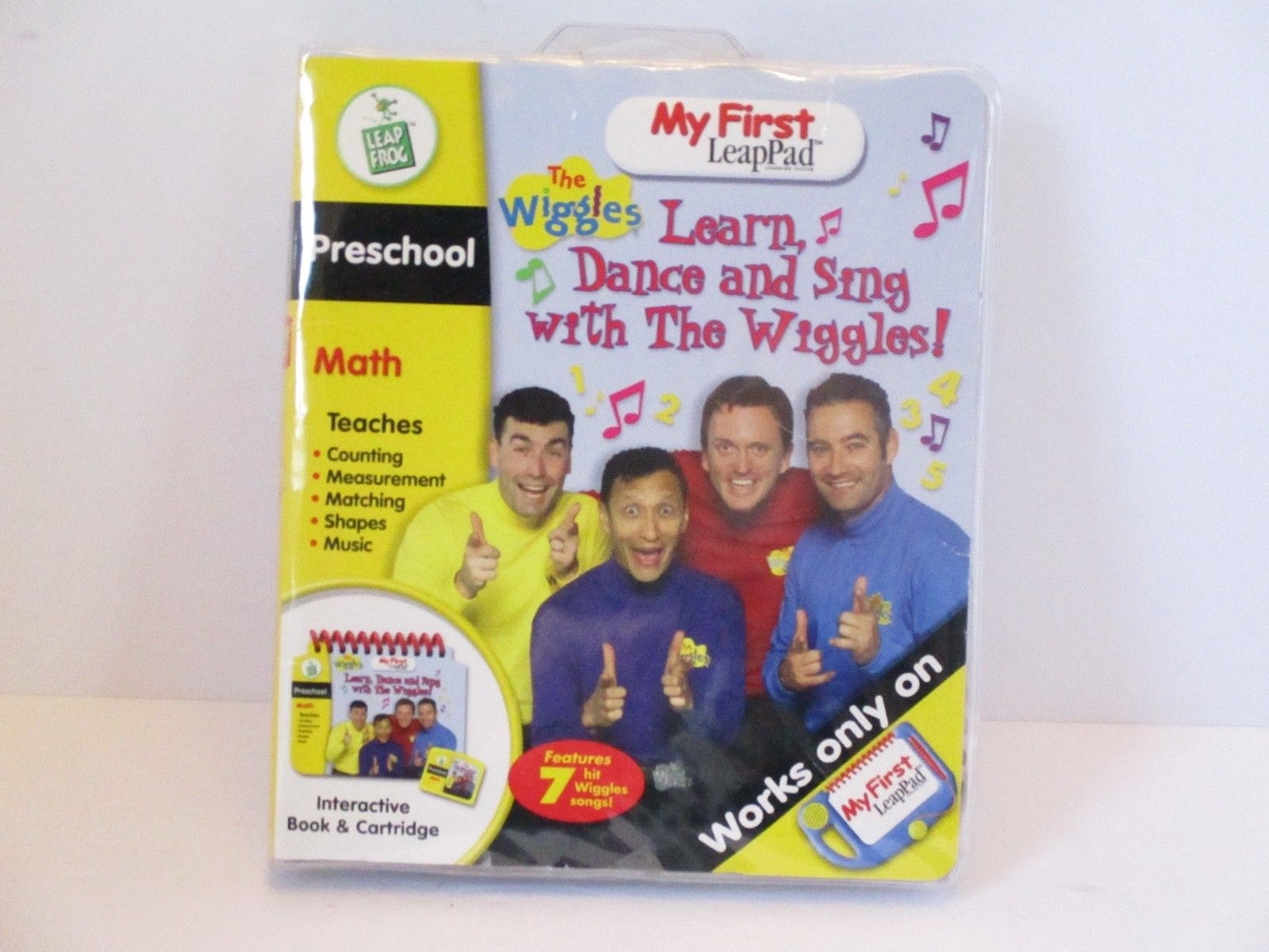 learn dance and sing with the wiggles wigglepedia fandom