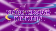 TiptoeThroughtheTulipstitlecard