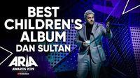 Dan Sultan wins Best Children's Album 2019 ARIA Awards