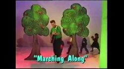 The Wiggles - Marching Along (1993 Version)