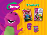 Barney Trailers From Lights, Camera, Action!