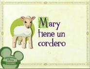 MaryHadALittleLamb-SpanishSongTitle