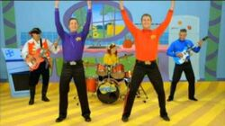 The Wiggles - Power Through the Day-0