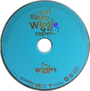 Eat,Sleep,Wiggle,Repeat!Disc