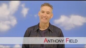 Anthony Field, from The Wiggles, supporting Soldier On