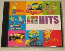 Abc-For-Kids-Hits-Cd-The