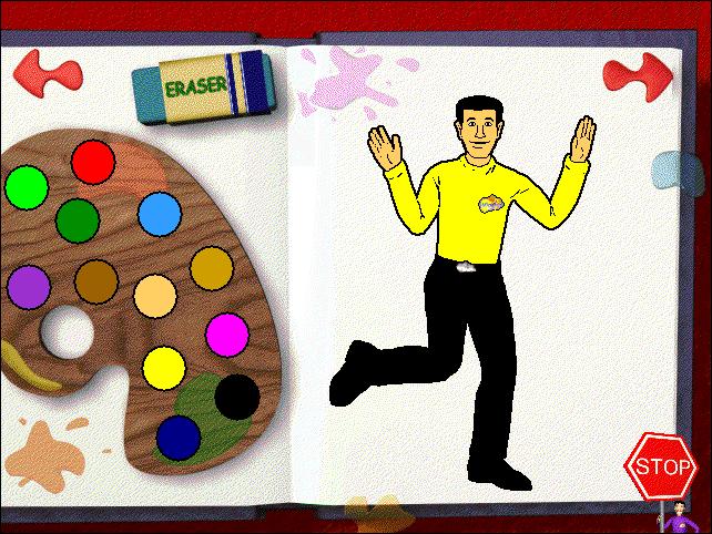 Greg\'s Magic Colouring Book | Wigglepedia | FANDOM powered by Wikia