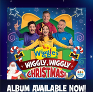 Wiggly,WigglyChristmas!albumposter