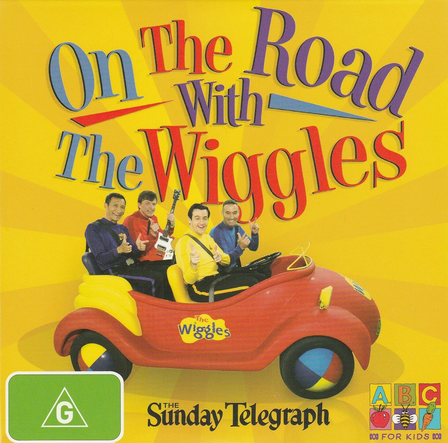 On The Road With The Wiggles