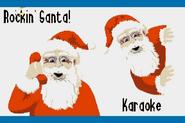 Rockin'Santa!KaraokeSongTitle