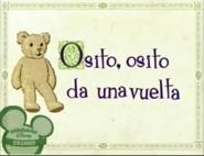 TeddyBear,TeddyBearTurnAround-SpanishSongTitle