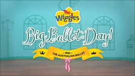 The Wiggles' Big Ballet Day! (video)