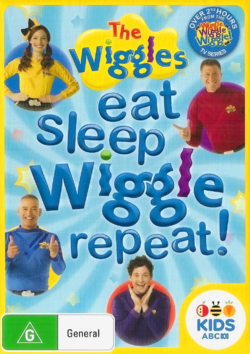 Eat,Sleep,Wiggle,Repeat!FrontCover