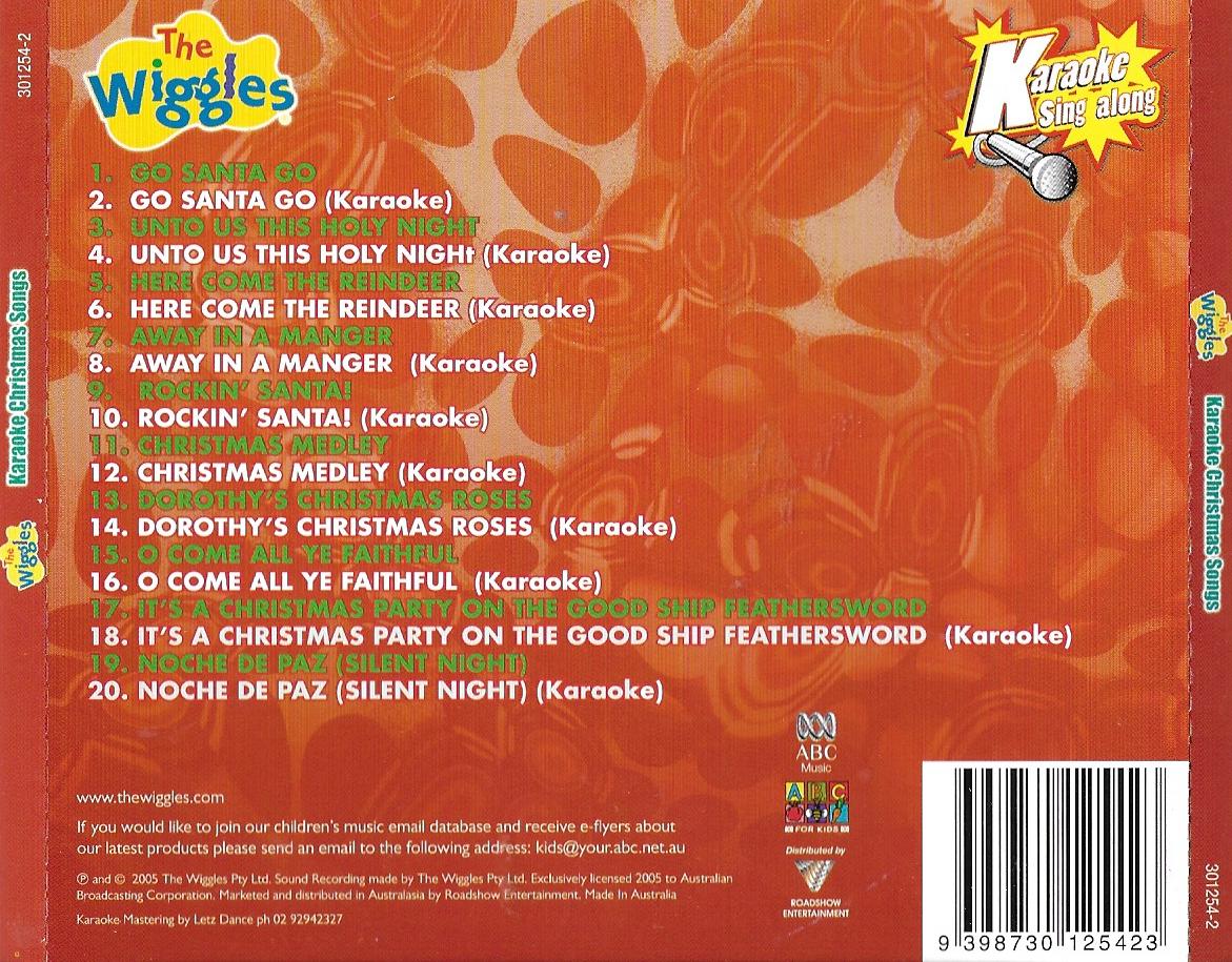 Karaoke Christmas Songs | Wigglepedia | FANDOM powered by Wikia