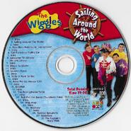 SailingAroundtheWorldalbumdisc