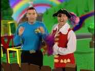 CaptainandAnthonyinYuleBeWiggling
