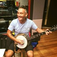 AnthonyFieldinTheWiggles'ReunionConcertRehearsal