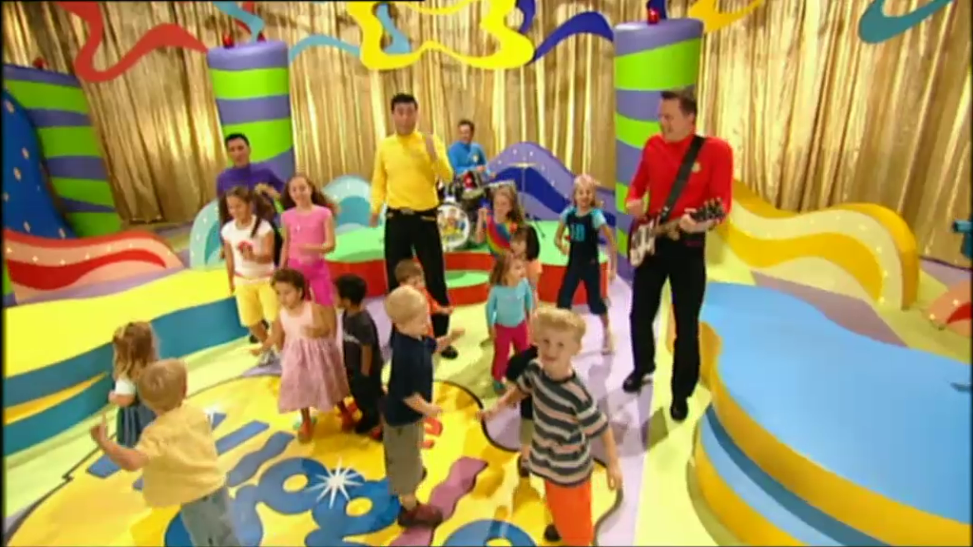 Video - Lights, Camera, Action, Wiggles! Compilation - Every