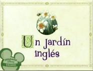 EnglishCountryGarden-SpanishSongTitle