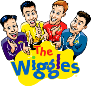 Cartoon Wiggles And The Logo