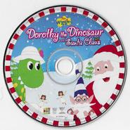 DorothytheDinosaurMeetsSantaClausalbumdisc