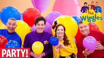 The Wiggles Dance With Your Balloon