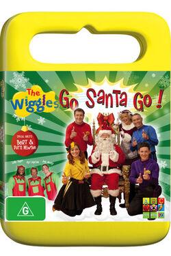 GoSantaGo!DVD