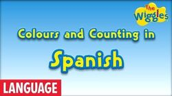 The Wiggles Colours and Counting in Spanish