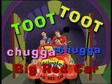 Toot Toot, Chugga Chugga, Big Red Car