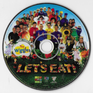 Let'sEat!albumdisc