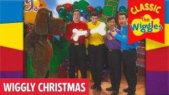 Classic Wiggles Wiggly, Wiggly Christmas (Part 3 of 4)-0
