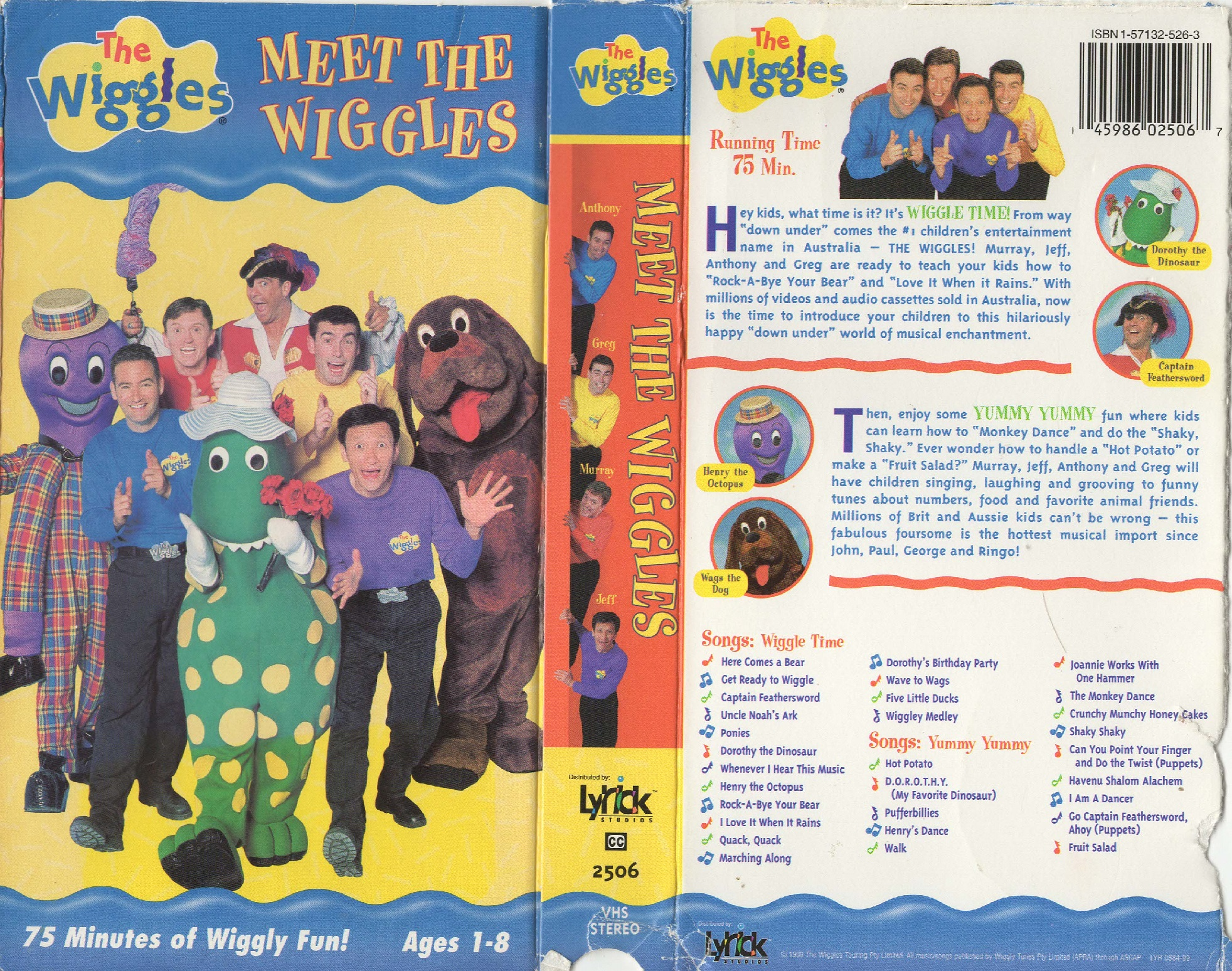 the wiggles 2014