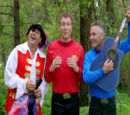 The Wiggles' Names