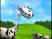 SpaceshipandtheCows