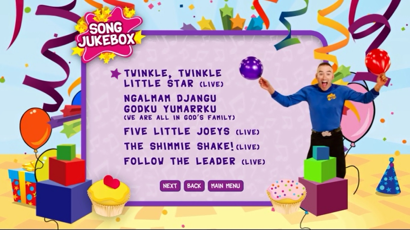 Famous Wiggles Party Invitations Crest Invitation Card Ideas